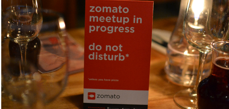 Ciao!  (A Zomato Meet-up)