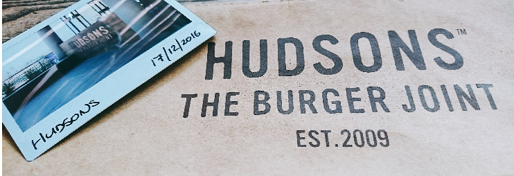 Hudsons a.k.a The Best Burger Joint!