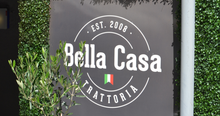 Ides of March: Bella Casa