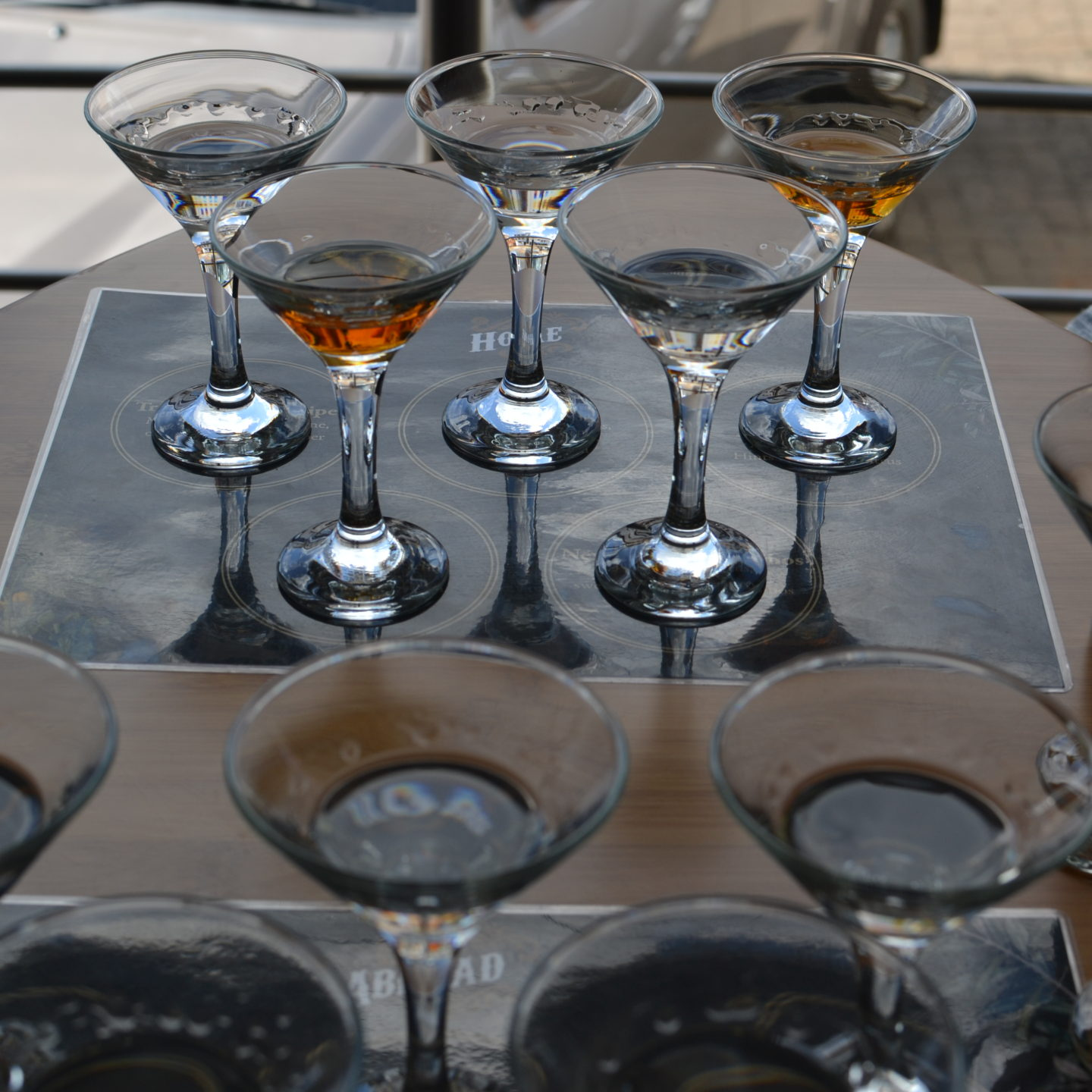 Carbon Bistro: A Flight of Fancy