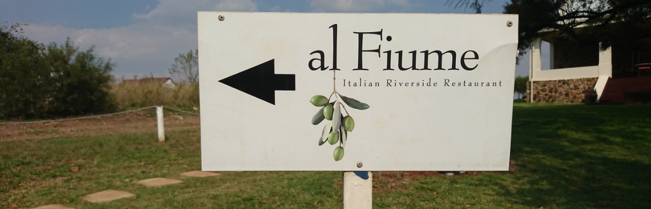 What we got up to during Restaurant Week – Al Fiume