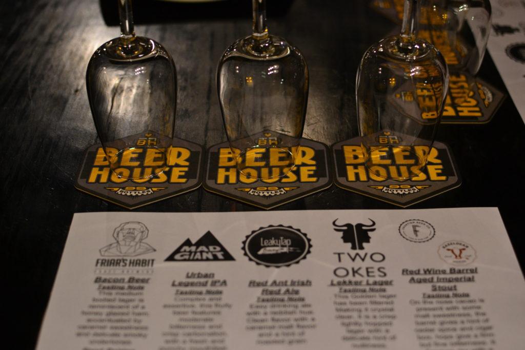 #MeetTheBrewers, Beerhouse, Beerhouse Centurion, Pretoria, Pretoria Restaurants, Beertasting