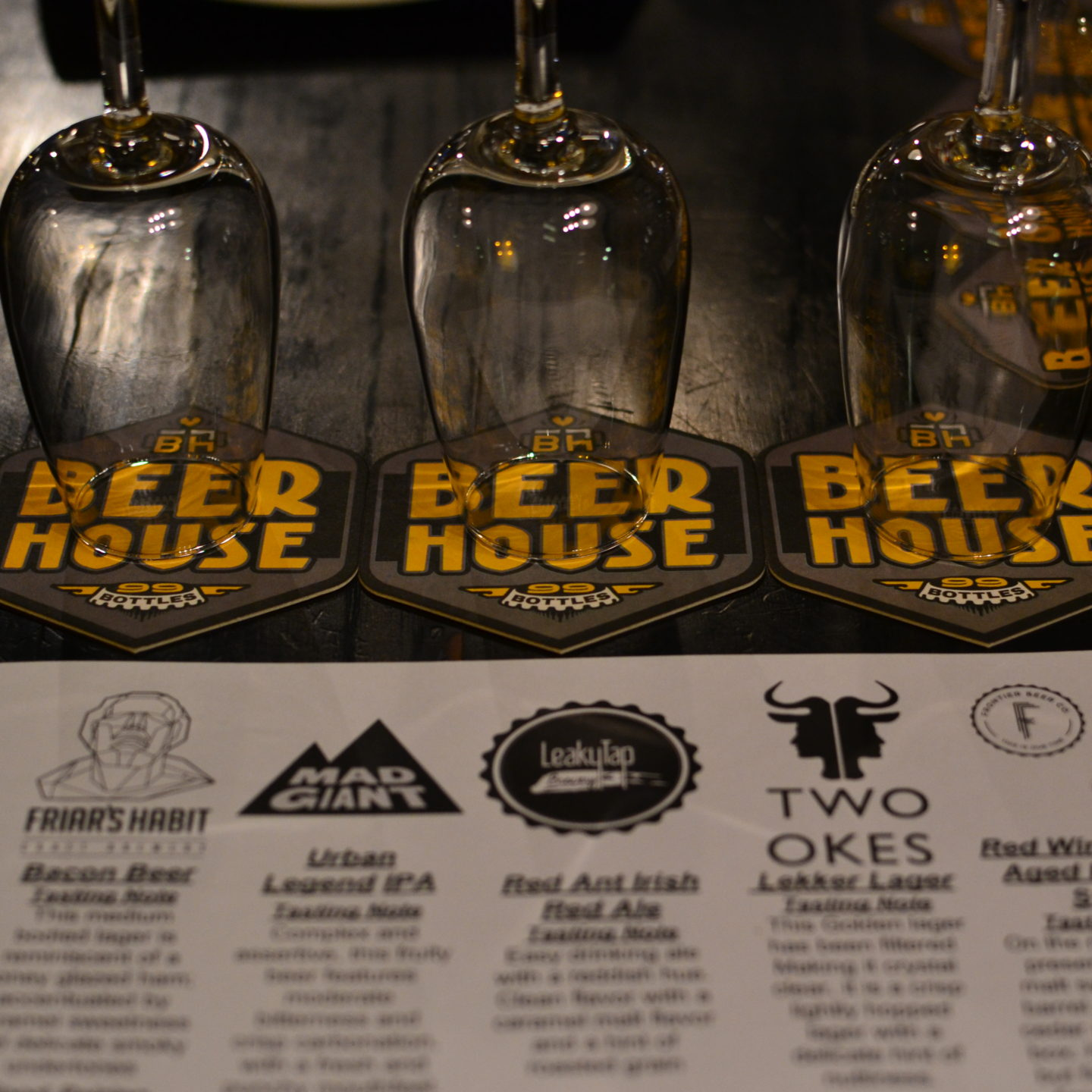 #MeetTheBrewers at Beerhouse Centurion:  Time for some GEES!