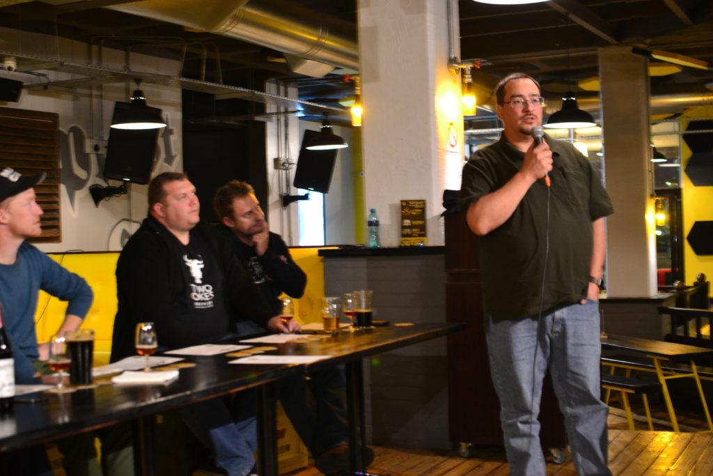 John Palmer, #MeetTheBrewers, Beerhouse, Beerhouse Centurion, Pretoria, Pretoria Restaurants, Beertasting