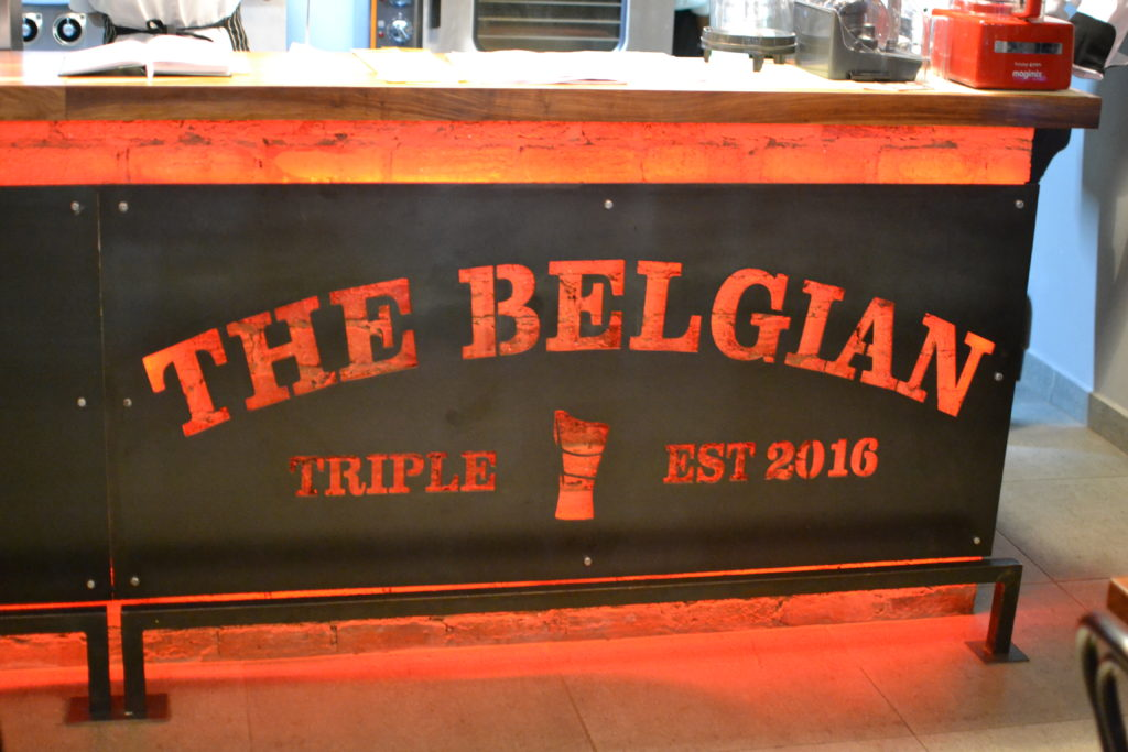 The Belgian Triple, Beer, Pretoria, Restaurant, Belgian Food, Boozy Foodie