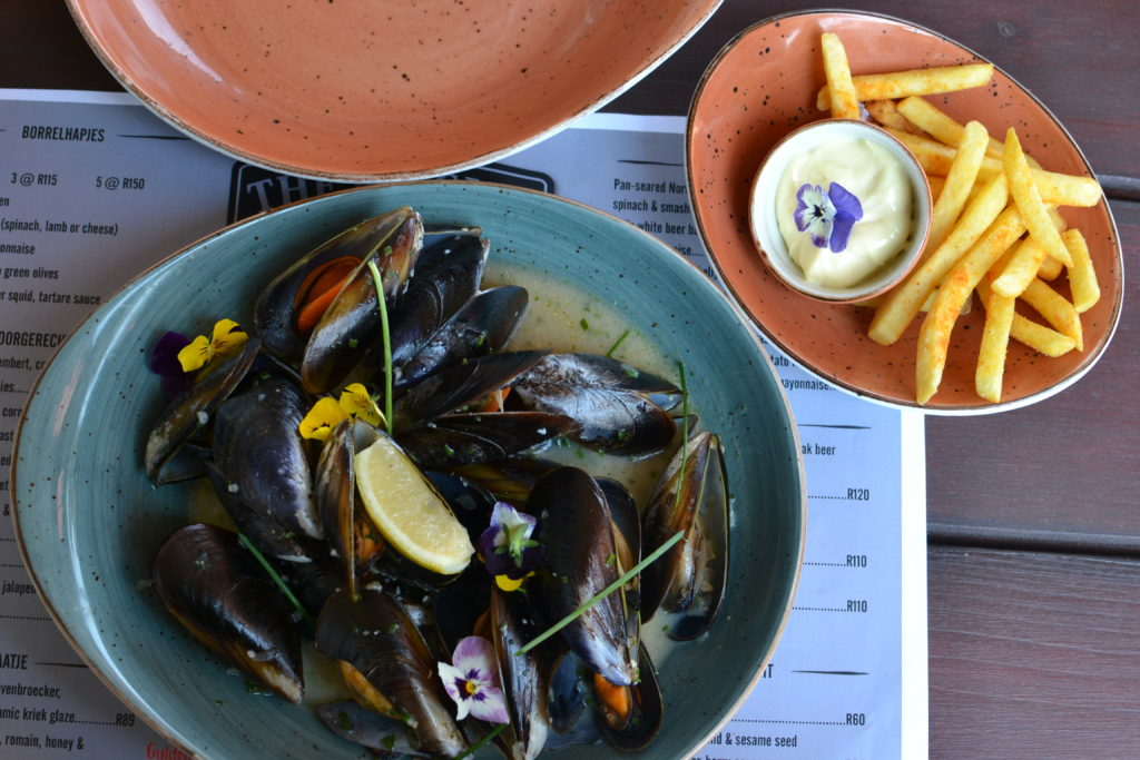 Mussels, frites, The Belgian Triple, Beer, Pretoria, Restaurant, Belgian Food, Boozy Foodie