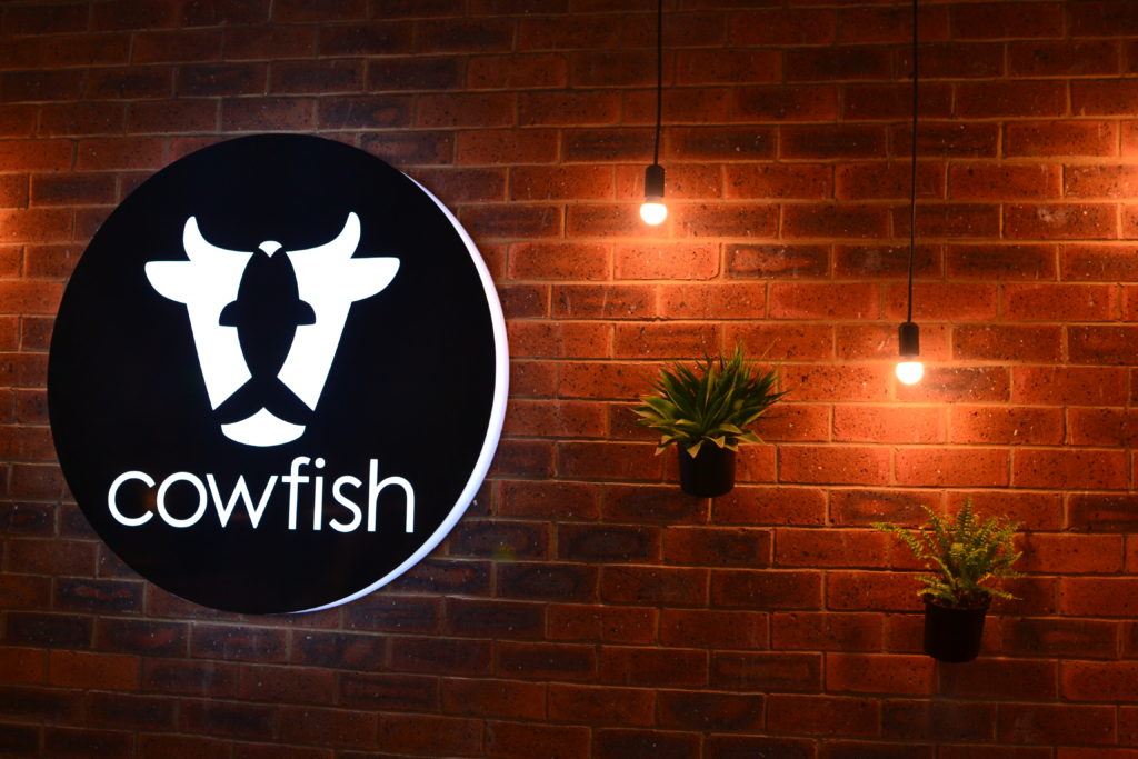 Cowfish, Restaurants, Pretoria Restaurants, Hazelwood, Sushi, Burgers, Dim Sum, BoozyFoodie