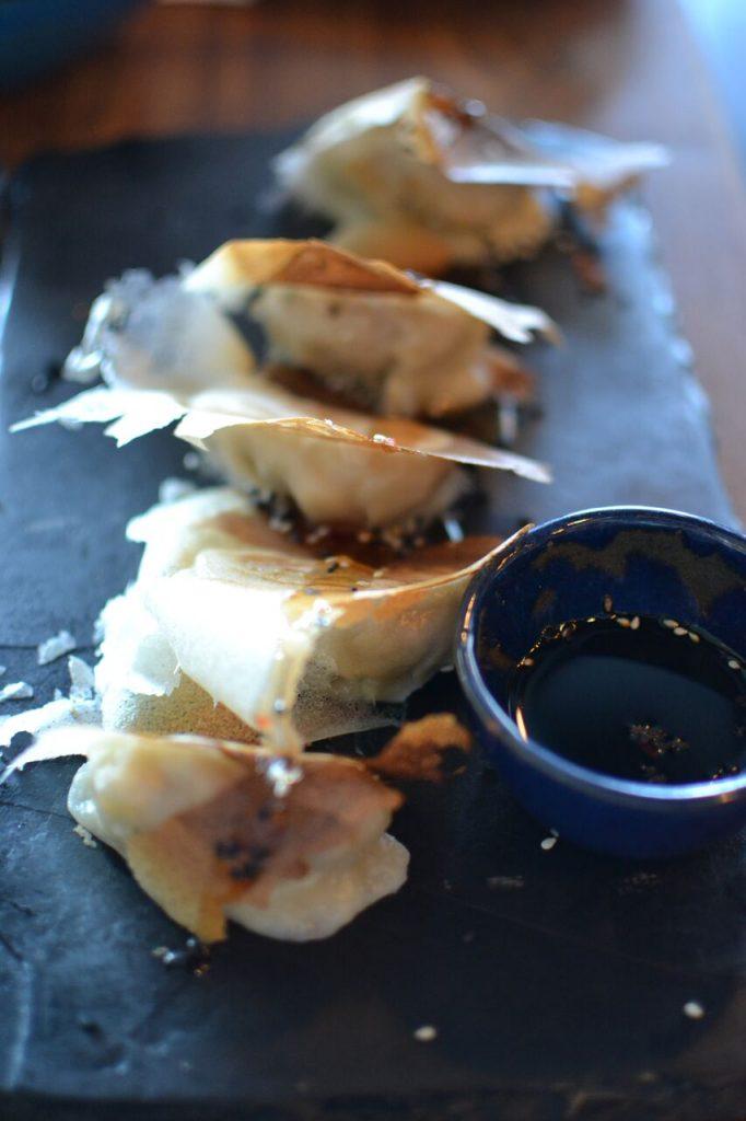 Momo Baohaus, Greenside, Asian Restaurant, Johannesburg Restaurant, BoozyFoodie, Foodieblogger, Johannesburg, Asian Food, Beef Potstickers, BoozyFoodie