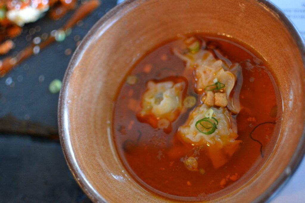 Momo Baohaus, Greenside, Asian Restaurant, Johannesburg Restaurant, BoozyFoodie, Foodieblogger, Johannesburg, prawn wontons, BoozyFoodie