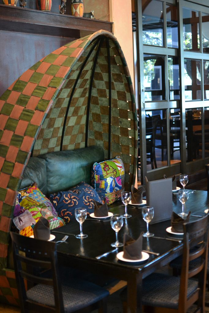 Tribes African Grill Steakhouse, Johannesburg restaurants, Steakhouse, Emperors Palace, Boozy Foodie, Social Savage, African Decor
