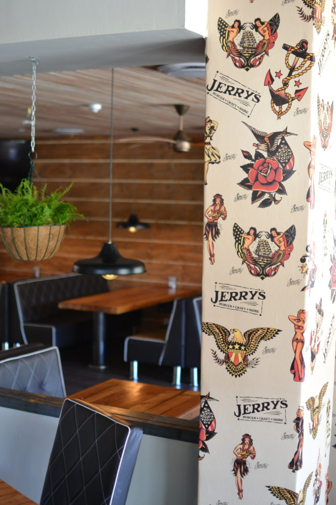 Jerry's Burger Bar, Illovo, BoozyFoodie, Johannesburg Restaurants, Burger Joint