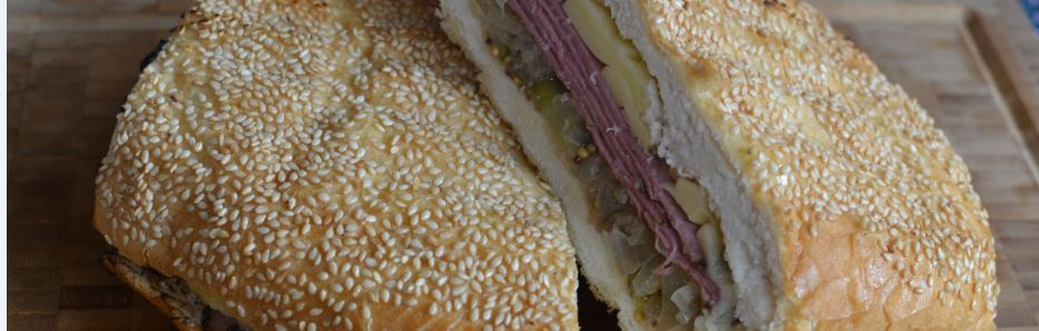 Kitchen at the End of the Universe: Pastrami Sandwich
