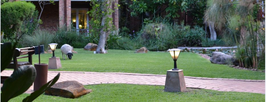 Faircity Quatermain Hotel: A Romp in the Countryside