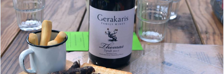 Gerakaris Family Wines: A Family Affair