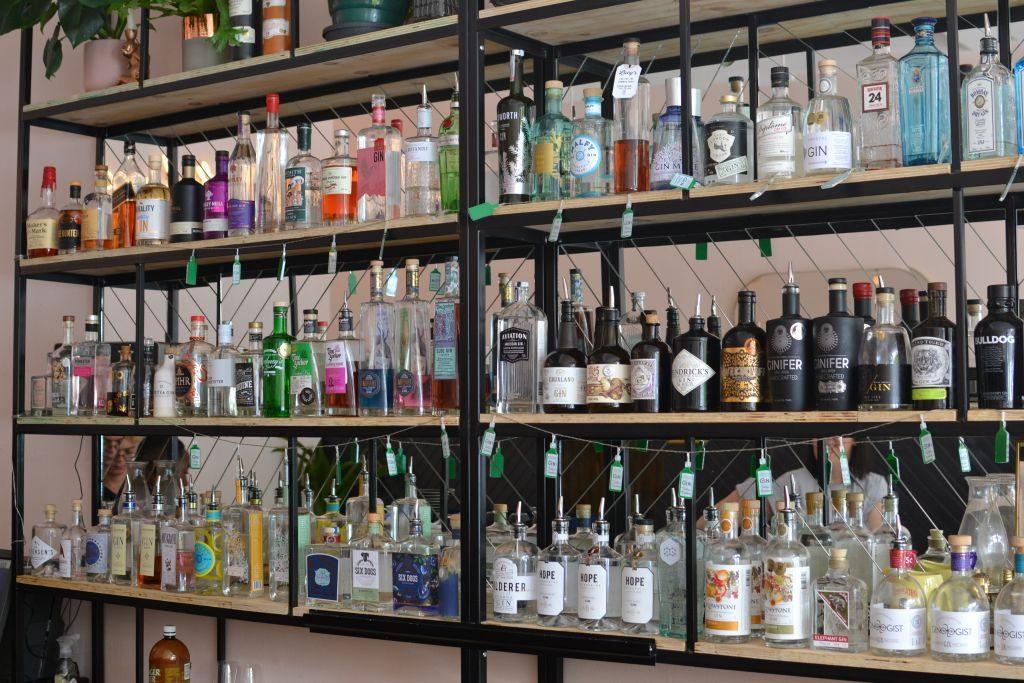 Tonic Gin Bar Linden BoozyFoodie (2)