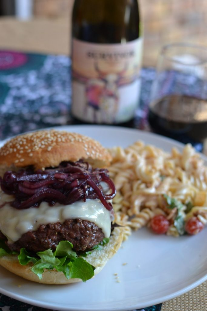 Pinotage Day Pinotage Burger BoozyFoodie Blog Social Savage