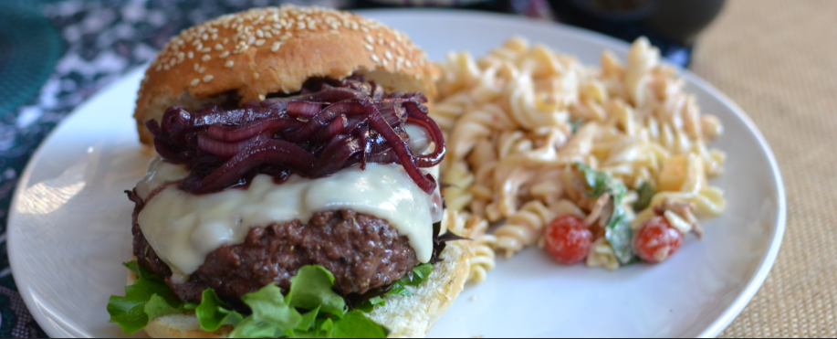 Kitchen at the End of the Universe: Pinotage Burger
